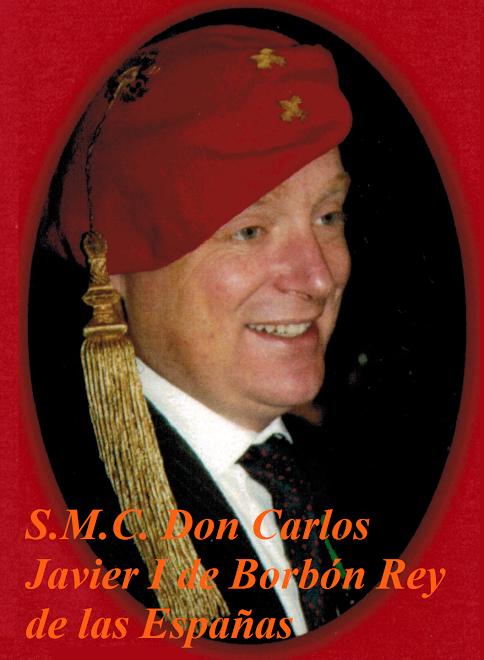 S.M.C. don Carlos Javier I de Borbón Parma, Rey de las Españas (2010-    )