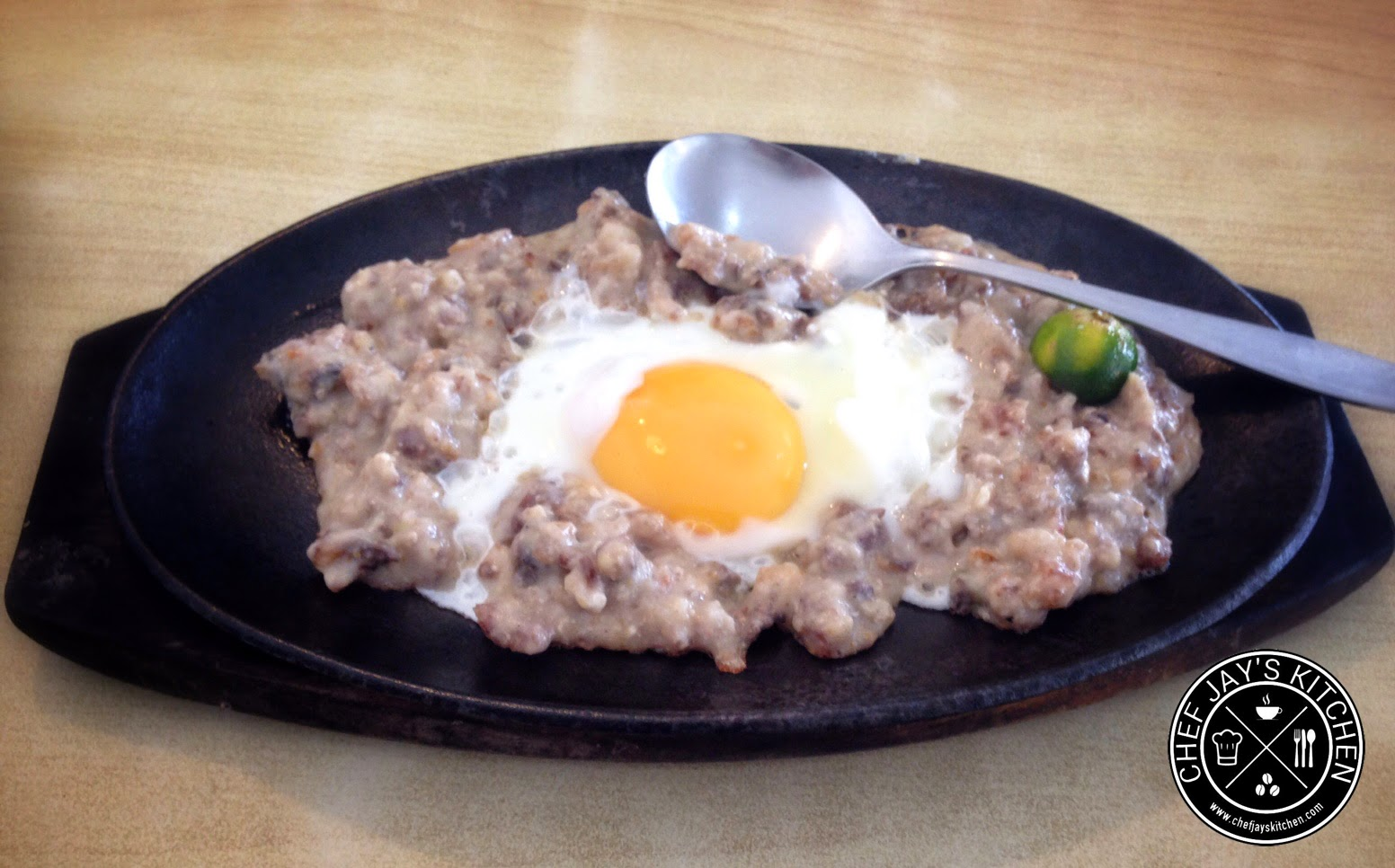 Ken Afford's Delicious Sisig Ala Domeng