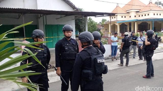 Tim Gabungan TNI Polri Berhasil Lumpuhkan 2 Orang Anggota Kelompok Santoso tersebut di Poso