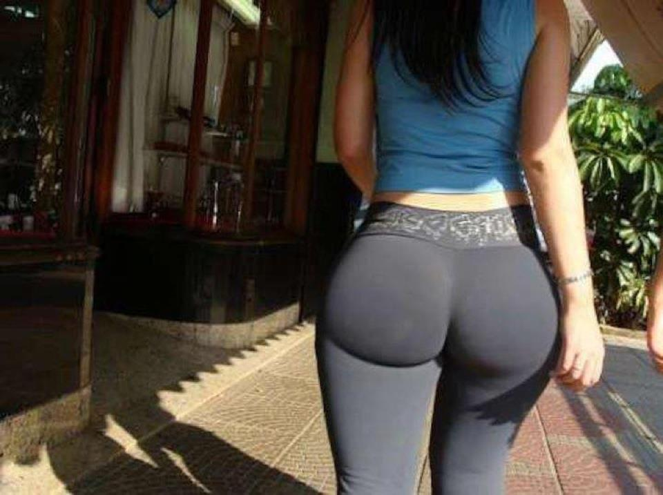 yoga pants video - Pi Pants