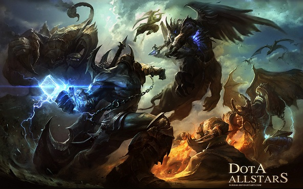 DotA Map 677 Download Is Now Available