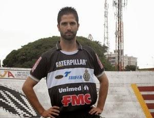 Entrevista com o zagueiro/volante Glauber do XV de Piracicaba