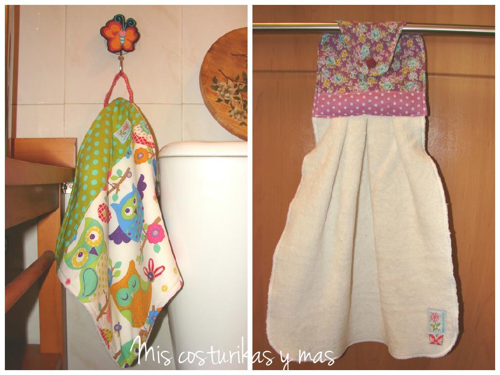 Mis costurikas y m s trapo de cocina - Decoracion con toallas ...