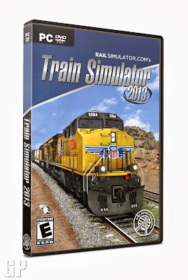 Train Simulator 2013 Full Version PC Games Free Download