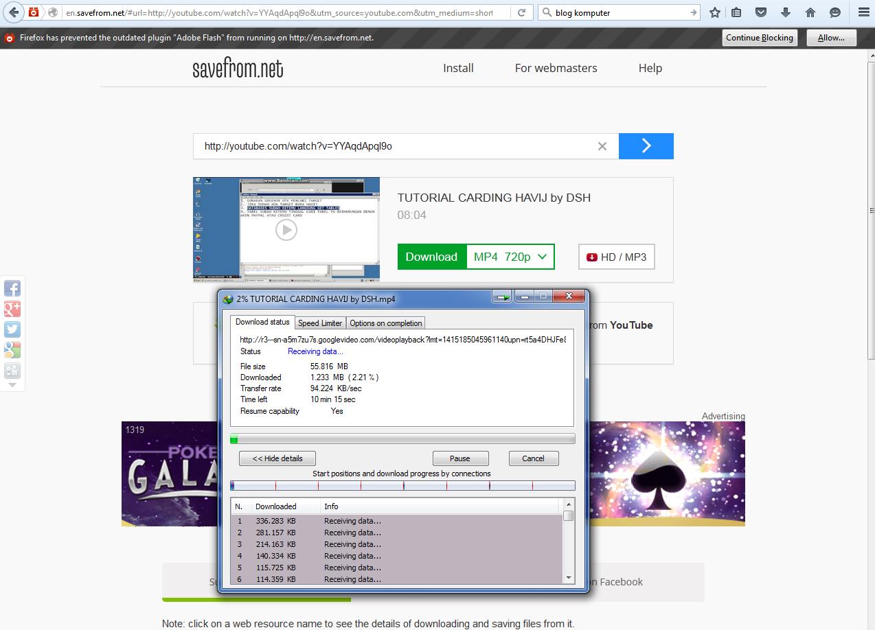 cara resume internet download manager yang gagal tested