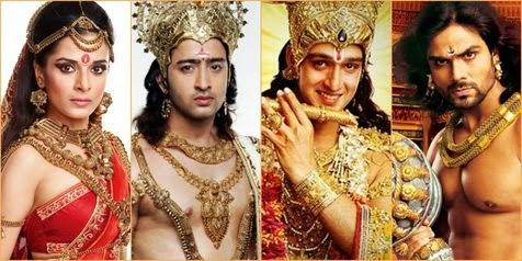 pemeran mahabharata, serial india, mahabharata, film mahabharata