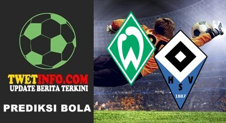 Prediksi Werder Bremen vs Hamburg SV