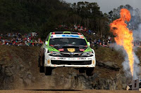 Simone Tempestini - Sergiu Itu - Sata Acores Rallye