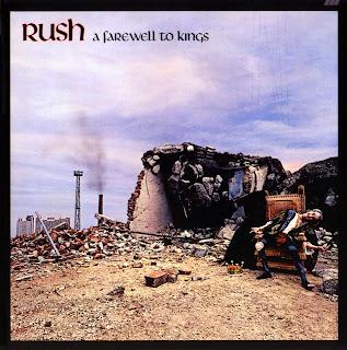 Rush, A Farewell to Kings