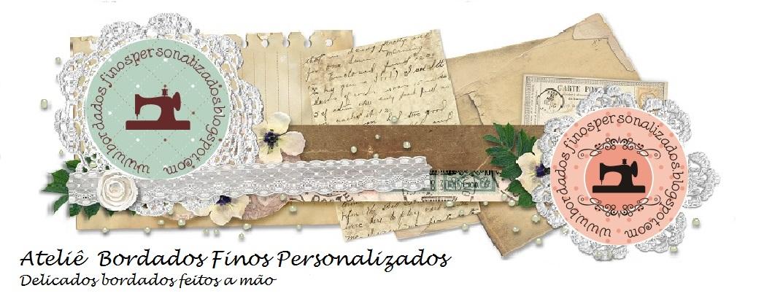 Fernanda Mazzer- - Bordados Finos Personalizados