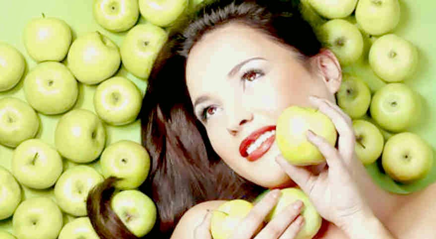 Manfaat Masker Buah Apel