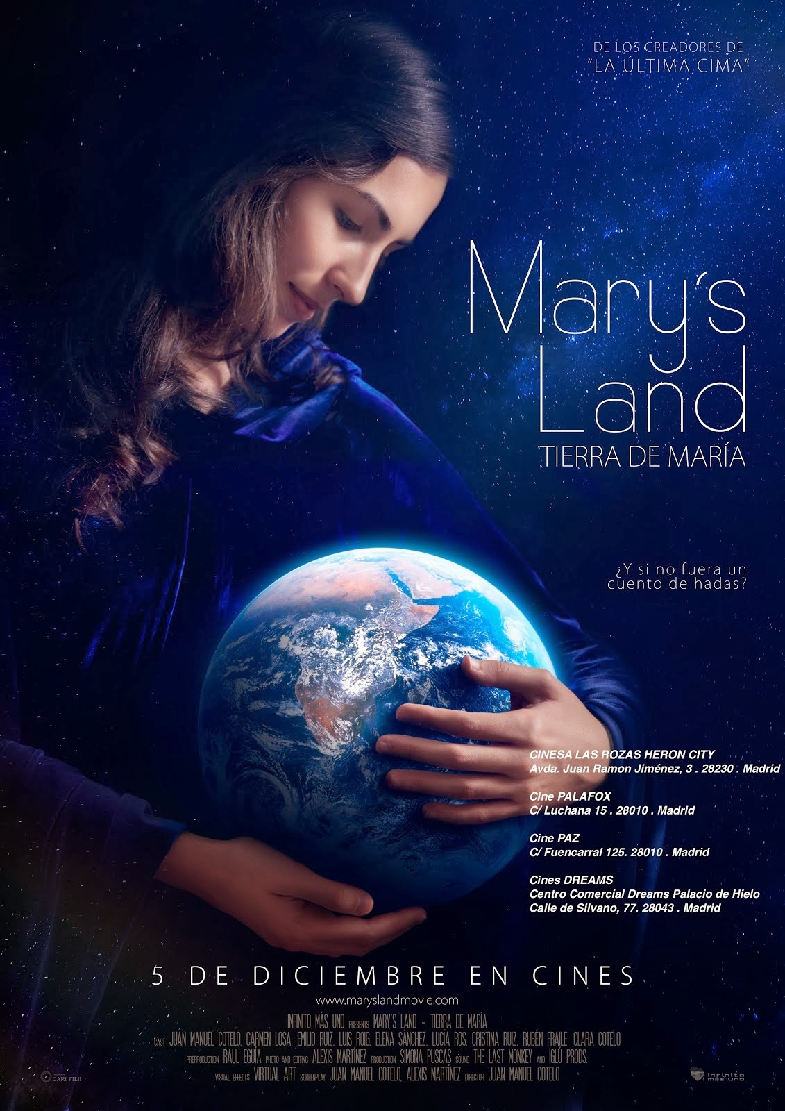 ¿Has visto ya Mary's Land?