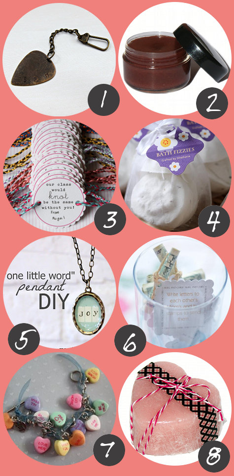 Homemade Valentine's Day Gift Ideas You Can Make Yourself