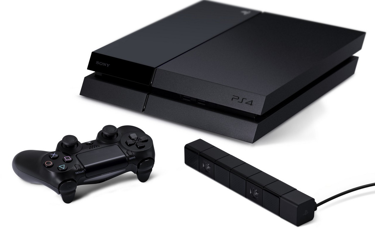 playstation 4 release date wikipedia