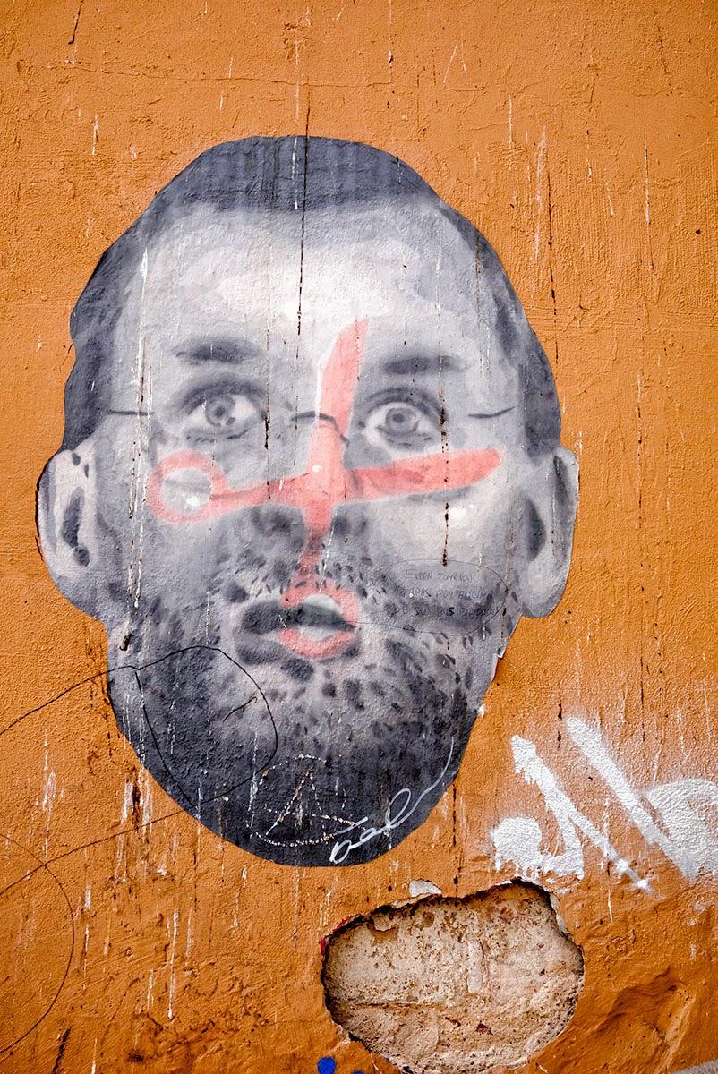 Graffitis Zaragoza