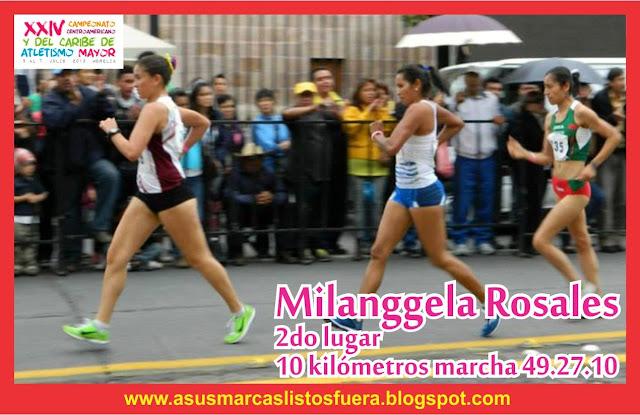 10 kilometros marcha