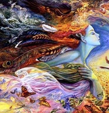 Los Espíritus Elementales de la Naturaleza (I) | Corazón