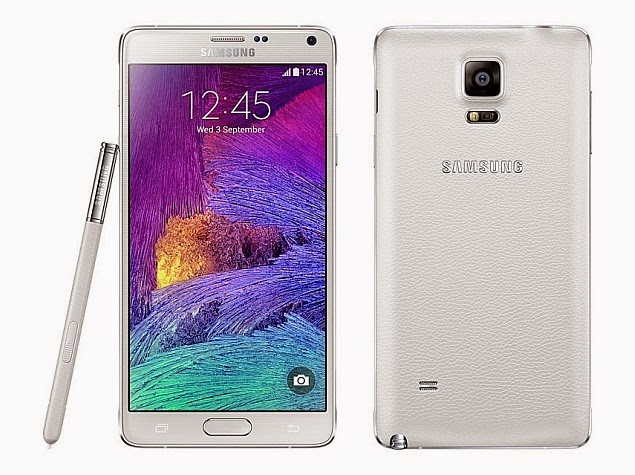 Samsung Galaxy Note 4G SLTE Android Smartphone 2015