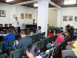 Encerrando a SEMANA DE ARTES VISUAIS 2011