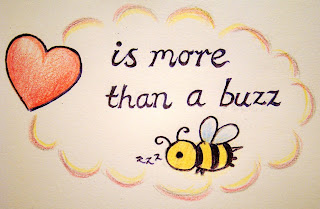 love is more than a buzz