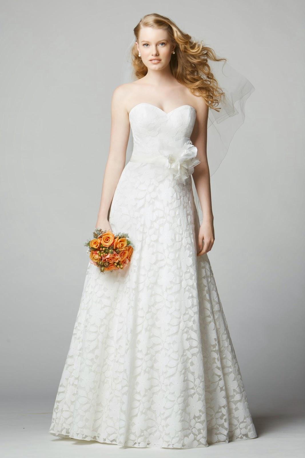 Vestidos de novia para novias maduras