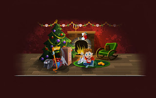 free hd images of christmas surprise for laptop