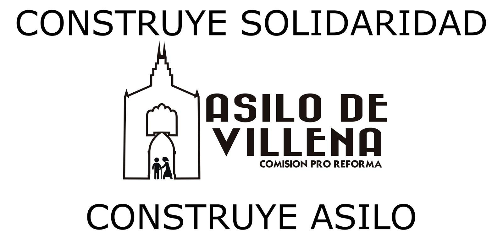 HAZTE AMIGO DEL ASILO DE VILLENA