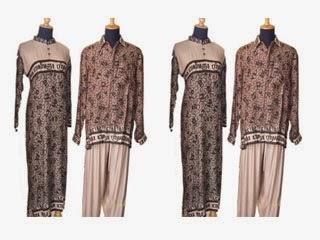 Kumpulan Foto Baju Batik Zikin