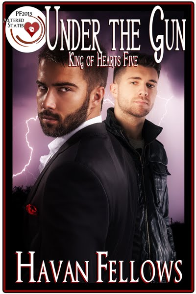 NEW RELEASE:  Under the Gun (King of Hearts 5)