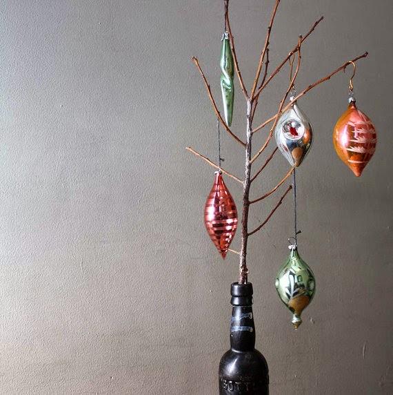 ProjectSarafan Vintage Christmas Decoration