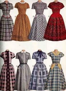 fotos de vestidos vintage