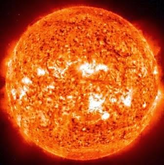 Bagian Bagian Matahari