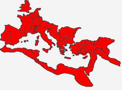 Imperio romano con Trajano