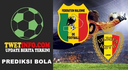 Prediksi Mali U17 vs Belgium U17