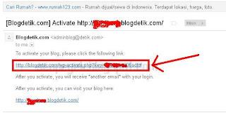 cara membuat blog di blogdetik