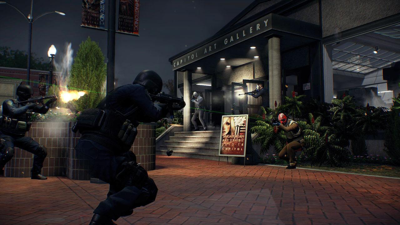 Payday 2 pc game download