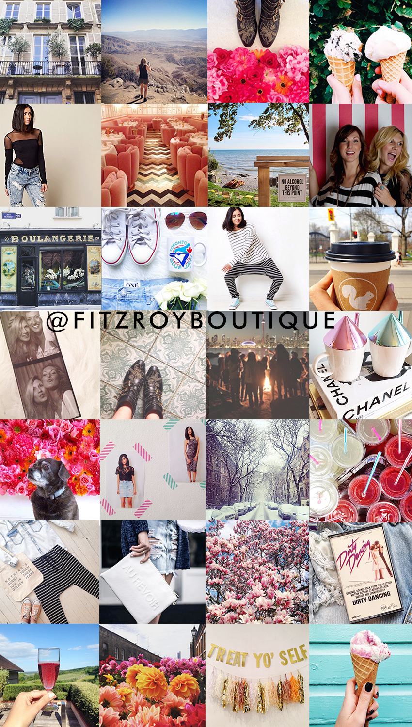 @fitzroyboutique on Instagram