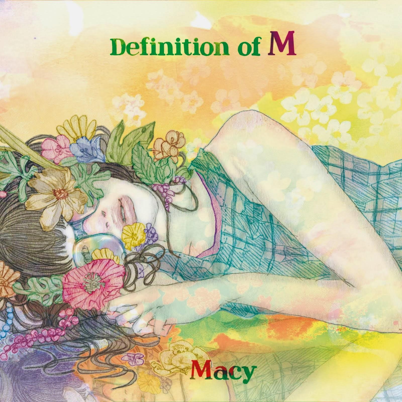 AmazonでmacyのCDを購入できます!