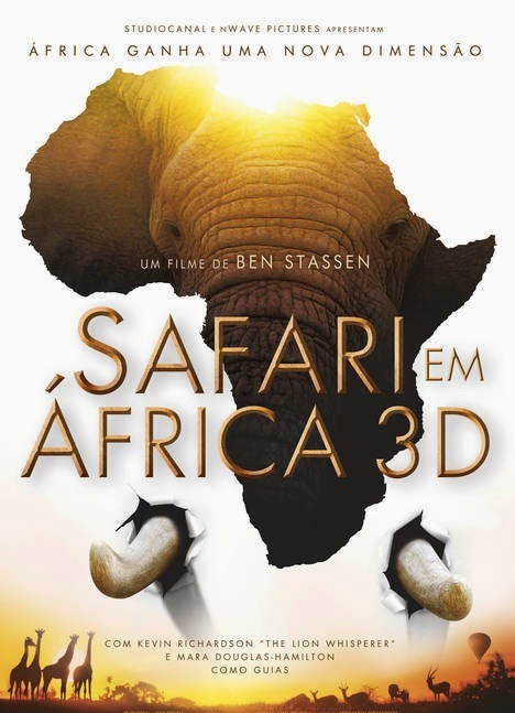 África Safari – Dublado (2013)