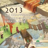 CALENDARIO 2013 COMPETENCIAS BASICAS