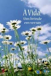 Participação no livro: À Vida - Um Brinde em Versos