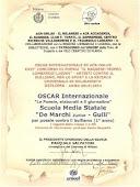 OSCAR Scuola De Marchi-Gulli!