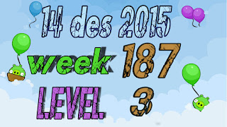 Angry Birds Friends Tournament Week 187 level 3