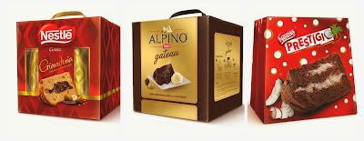 Novos sabores Pentones Nestlé 2013 2014