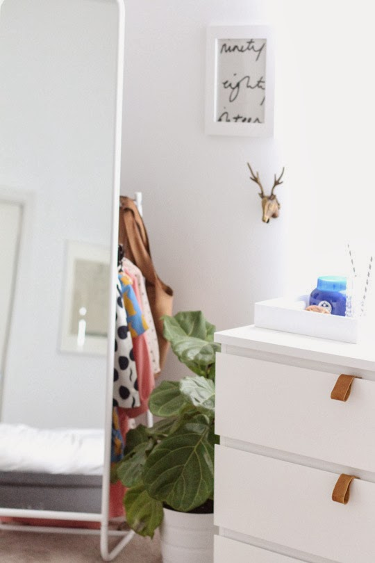 C mo customizar la c moda malm de ikea y que te quede de for Customizar muebles ikea