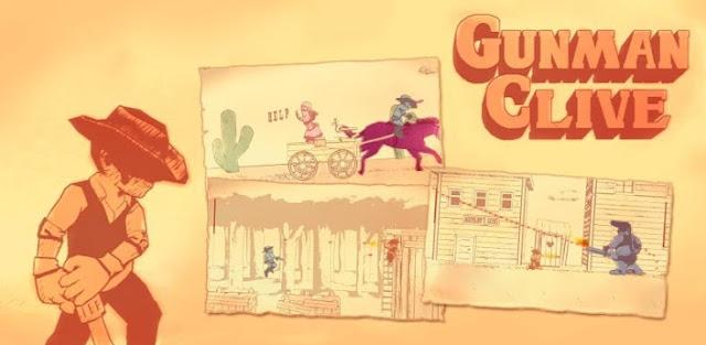 Gunman Clive para Android e iPhone