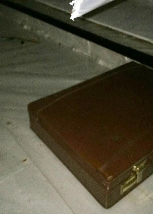 Un misterioso tesoro encontrado en una casa