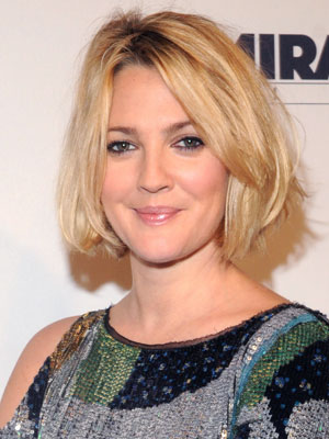 Drew Barrymore Hairstyle 7