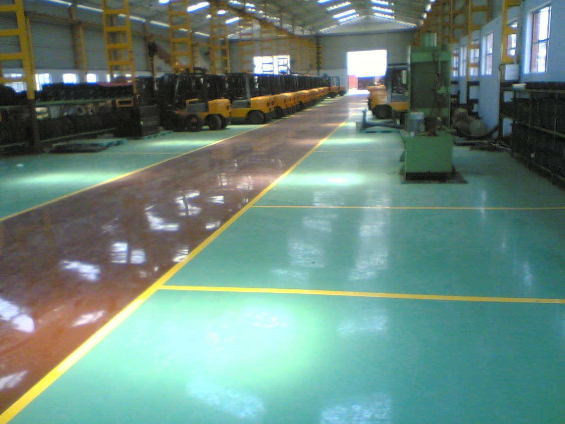 Epoxy Floor Paint : Anandtrimix trimix flooring industrial