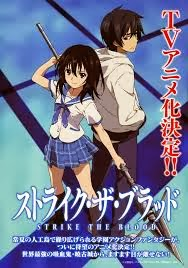 Strike the Blood 19